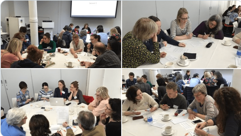 Spanish Network workshop in London (2019).